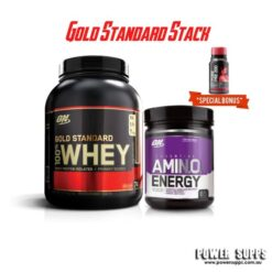 optimum nutrition gold standard whey 5lb amino energy 65serve