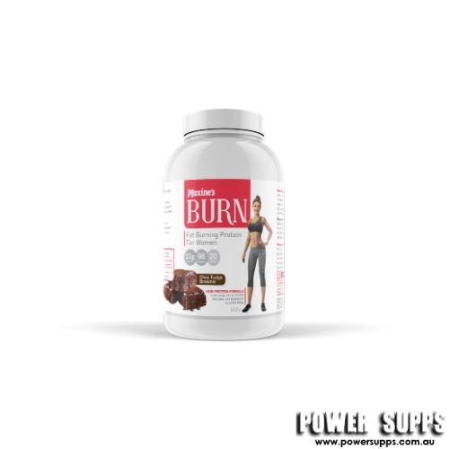 Maxine's Burn Protein Chocolate Fudge Brownie 500g