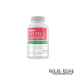 maxines acetly l-carnitine with matcha