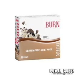 Maxine's Burn Protein Bars Cookies and Cream 12 ? 40g bars