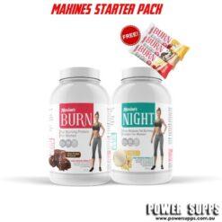 maxines challenge starter pack