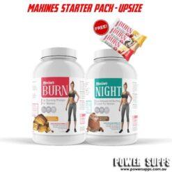 maxines challenge starter pack upsize