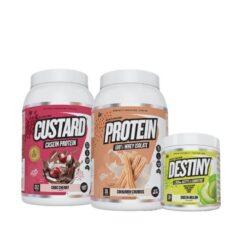 muscle nation custard protein destiny 2021