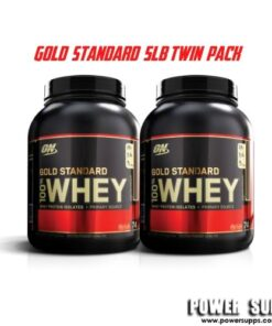 optimum nutrition gold standard twin pack