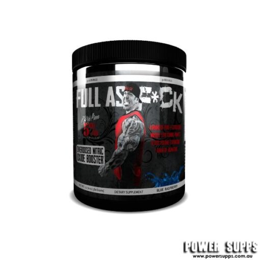 Rich Piana 5% Nutrition Full As F*ck Wild Berry 30 Serves