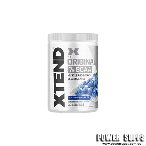 Xtend BCAAs Blue Raspberry Ice 30 Serves