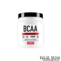 Staunch BCAA + ENERGY Grape 30 Serves