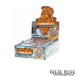 grenade carb killa chocolate chip cookie dough