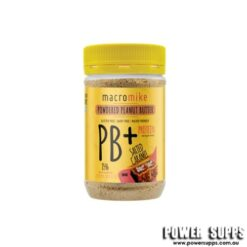 Macro Mike PB+ Powdered Peanut Butter Salted Caramel 180g