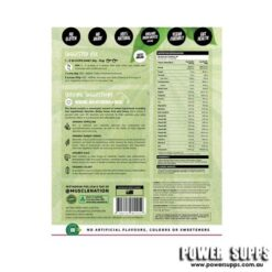 muscle nation natural daily greens mixed berries ingredients