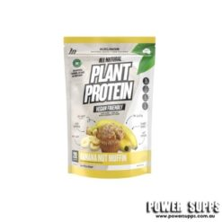 Muscle Nation Natural Plant Protein Banana Nut Muffin 16 Serves