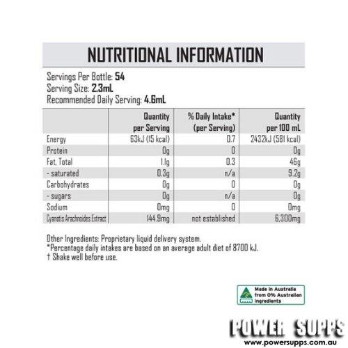 apo compounds 20-e ingredients