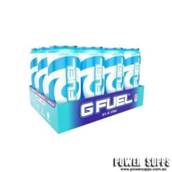 G Fuel Cans Blue Ice Carton 12 Cans