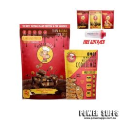 macro mike plant protein cookie mix