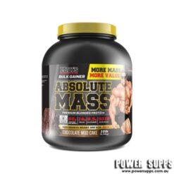 MAXS Absolute MASS Vanilla Ice Cream 10lb