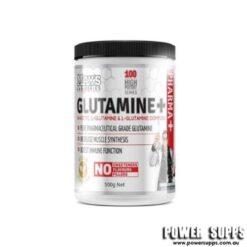 MAXS Glutamine+ Unflavoured 100 Serves