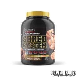 MAXS Shred System Vanilla Smoothie 2.27kg (75 Serves)