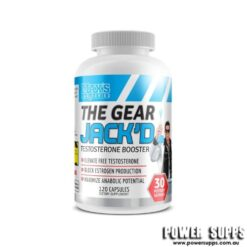 MAXS THE GEAR JACKD Unflavoured 120 Caps