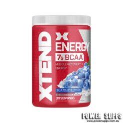 Xtend Energy Blue Raspberry 30 Serves