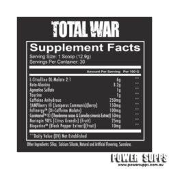 redcon1 total war ingredients