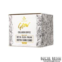 Before you Speak GLOW Collagen Coffee Coffee 30 Serve Box