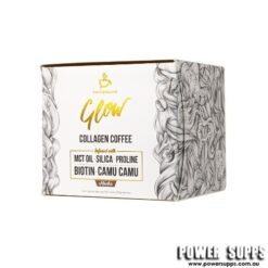Before you Speak GLOW Collagen Mocha Mocha 30 Serve Box