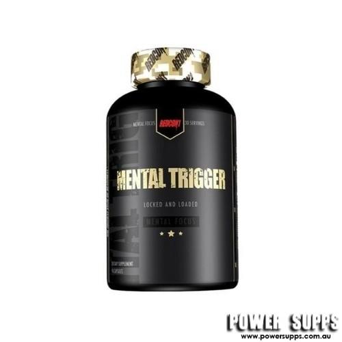 Redcon1 Mental Trigger  60 Capsules