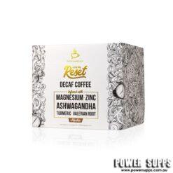 Before you Speak Adrenal Reset Decaf Coffee Mocha 30 Serves