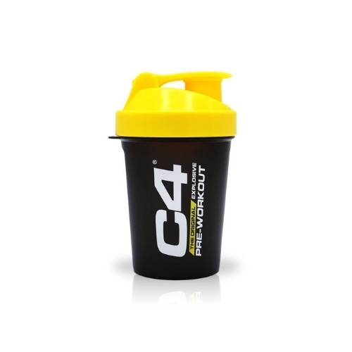 Cellucor C4 550ml Shaker Black/Yellow 550ml