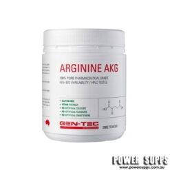 GEN-TEC Arginine AKG Unflavoured 200g