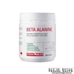 GEN-TEC Beta Alanine Unflavoured 200g