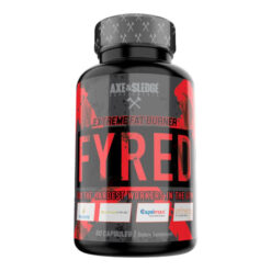 Axe & Sledge Supplements Fyred Unflavoured 30 Serves