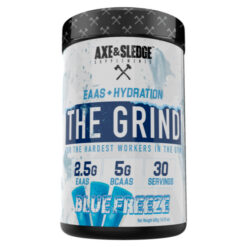 Axe & Sledge Supplements The Grind Blue Freeze 30 Serves