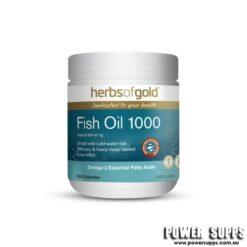 Herbs of Gold Fish Oil 1000  200 gels