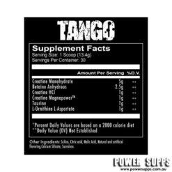redcon1 tango ingredients