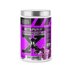MAXS Lab Series Betapump Compound X Grape Grenade 25 Serves