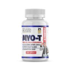 MAXS MYO-T Unflavoured 100 Capsules