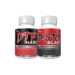 JD Nutraceuticals Testo Blast DTF Hars