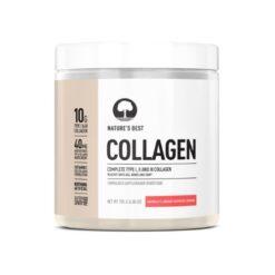 Natures Best Collagen Mango Lime 20 Serves