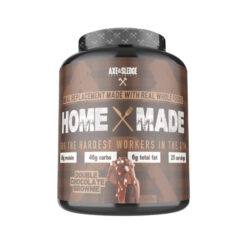 Axe & Sledge Home Made Double Chocolate Brownie 25 Serves