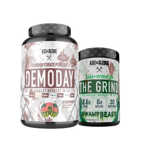 axe and sledge demo day the grind stack