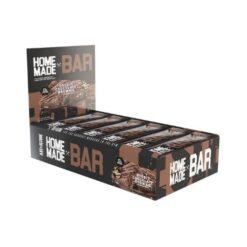 Axe & Sledge Home Made Bar BOX 12 Double Chocolate Brownie Box of 12