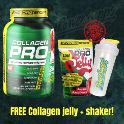Cyborg Sport Collagen Pro + Free Collagen Jelly