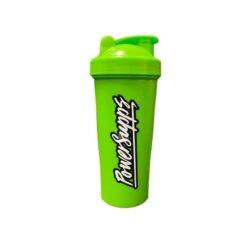 Power Supps Shaker Neon Green Neon Green 700ml