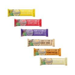 Veego Plant Protein Bars (Box of 10) Chocolate 10 x 50g Bars
