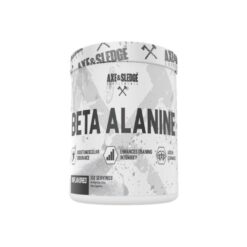Axe & Sledge Beta Alanine Unflavoured 100 Serves
