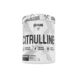 Axe & Sledge Citrulline Unflavoured 40 Serves