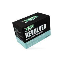 x50 REVOLVER MCT COFFEE Vegan Latte 20 Serves