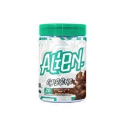 Alien Greens Chocolate Malt 30 Serves