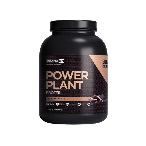 Prana ON Power Plant Protein Rich Chocolate 2.5kg